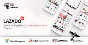 Lazado - Kute Multipurpose WordPress Theme