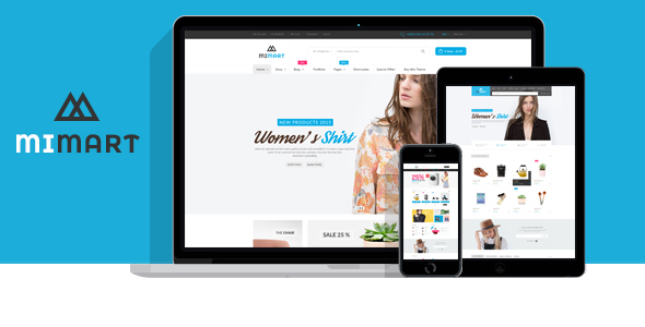 Mimart Multipurpose WooCommerce WordPress Theme