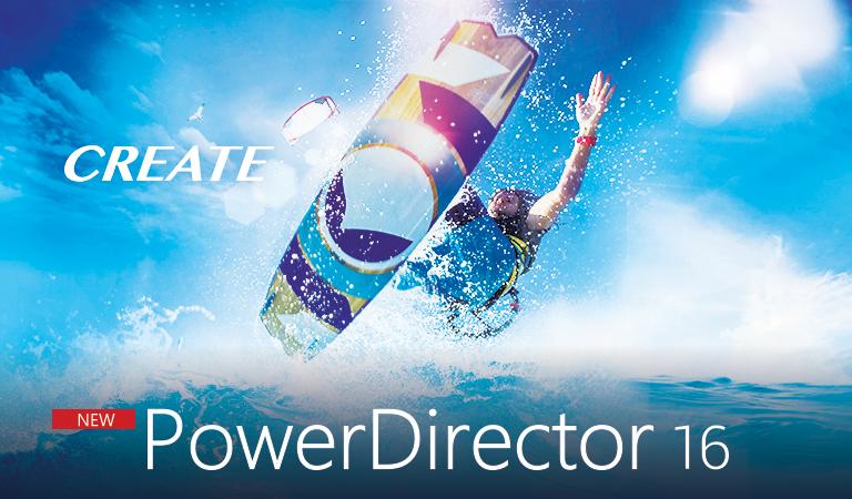 Download CyberLink PowerDirector 16