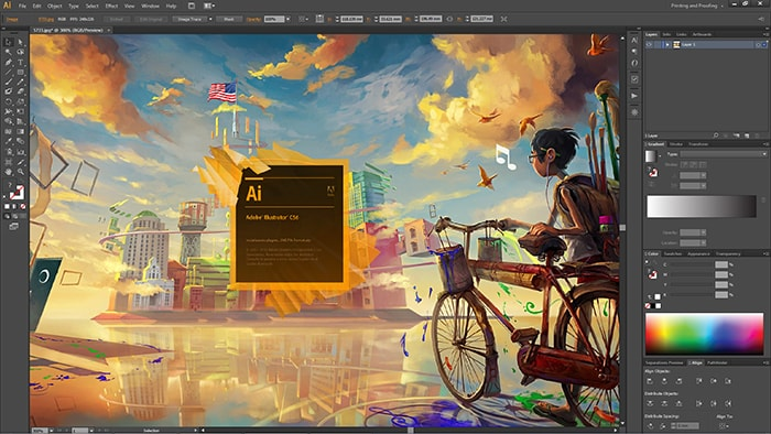 illustrator cs6 free download