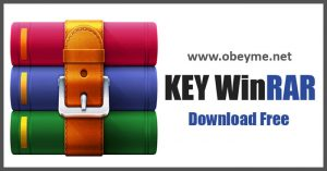 key winrar download free